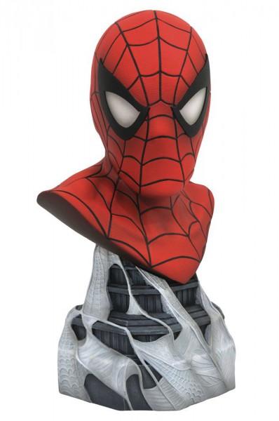 Marvel - Spider-Man Büste / Marvel Comics Legends in 3D: Diamond Select