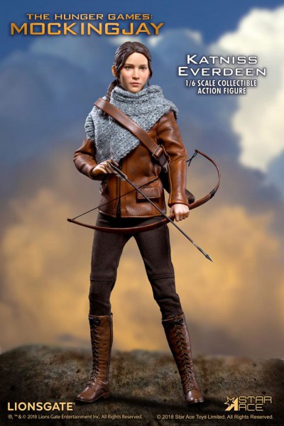 Die Tribute von Panem: Catching Fire - Katniss Everdeen / Hunting Version