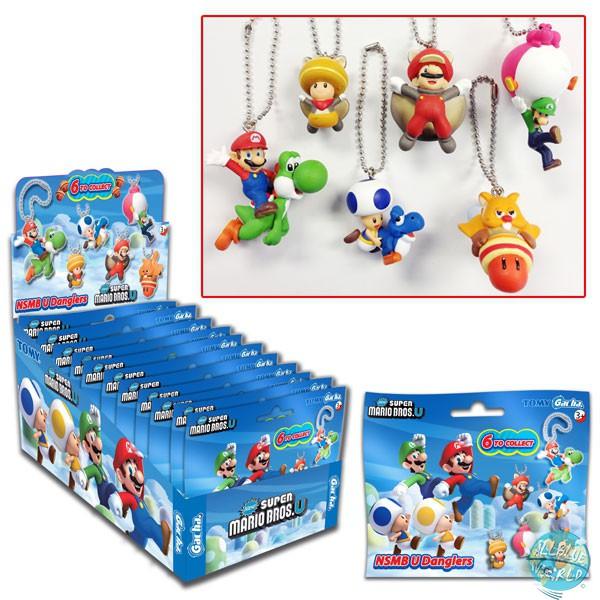 Nintendo TYE Super Mario Mini Schlüsselanhänger