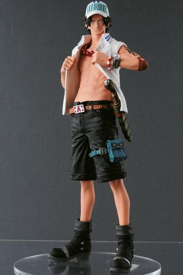 One Piece - Portgas D. Ace Figur - King Of Artist II: Banpresto