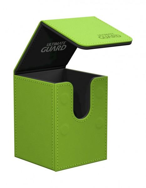 Ultimate Guard - Flip Deck Case 100+ / XenoSkin Grün