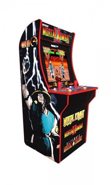 Arcade1Up Videospiel-Automat - Mortal Kombat Mini Cabinet: Tastemakers