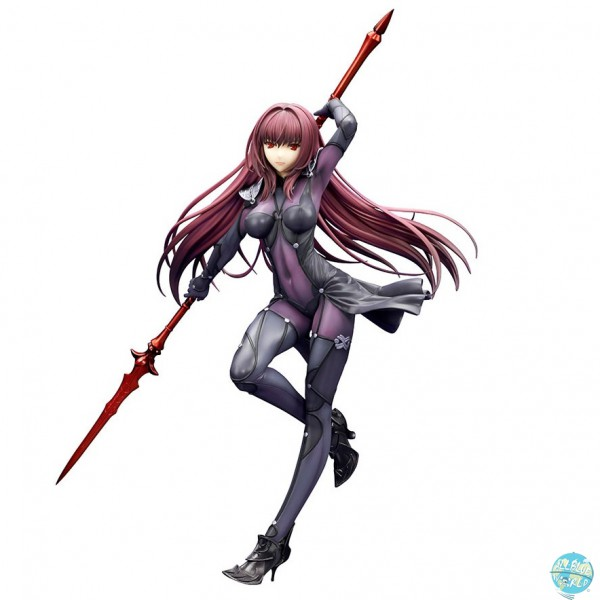 Fate/Grand Order - Lancer / Scathach Statue: Ques Q