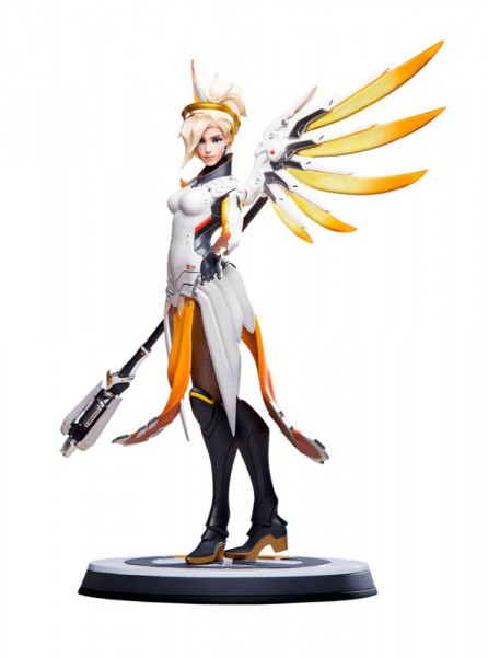 Overwatch - Mercy Statue: Blizzard