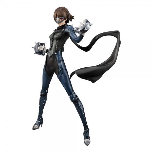 Persona 5 The Royal - Makoto Niijima Statue / Lucrea: MegaHouse