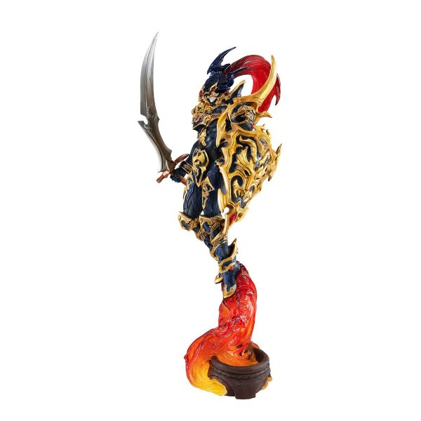 Yu-Gi-Oh! Duel Monsters - Chaos Soldier Statue / Art Works Monsters: MegaHouse