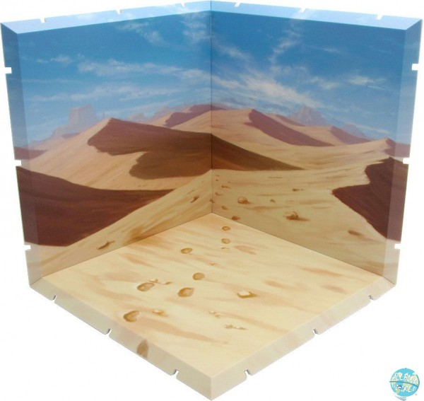 Dioramansion 150 - Desert / Zubehör-Set: PLM