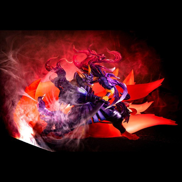 Boruto Naruto Next Generation - Kurama Susanoo Statue / G.E.M. Serie - Precious: MegaHouse