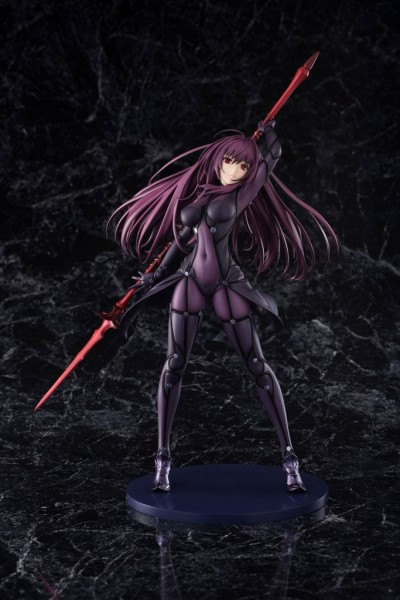 Fate/Grand Order - Lancer / Scathach Statue: Plum