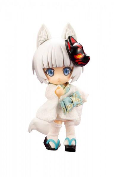 Original Character - White Fox Spirit Actionfigur / Cu-Poche Friends: Kotobukiya