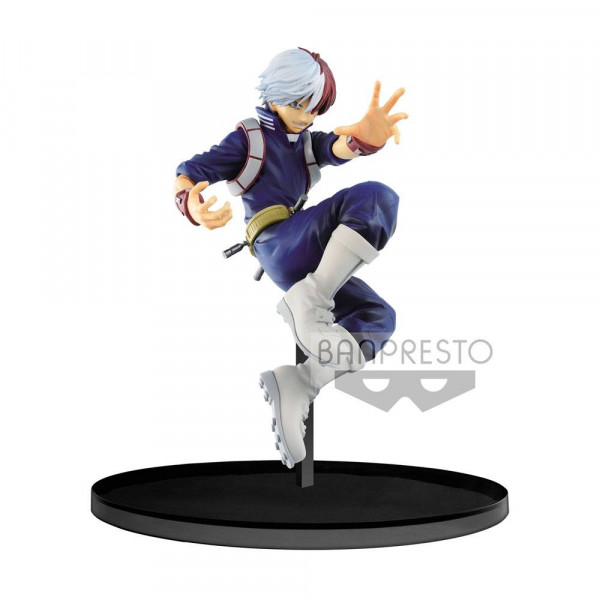 My Hero Academia - Shoto Todoroki Figur / Colosseum Billboard Charts: Banpresto