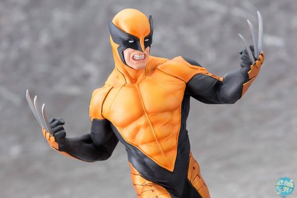 Marvel Now! - Wolverine Statue - ARTFX+: Kotobukiya