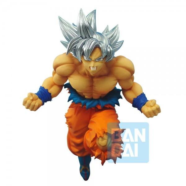 Dragonball Super - Ultra Instinct Son Goku Figur / Z-Battle: Banpresto