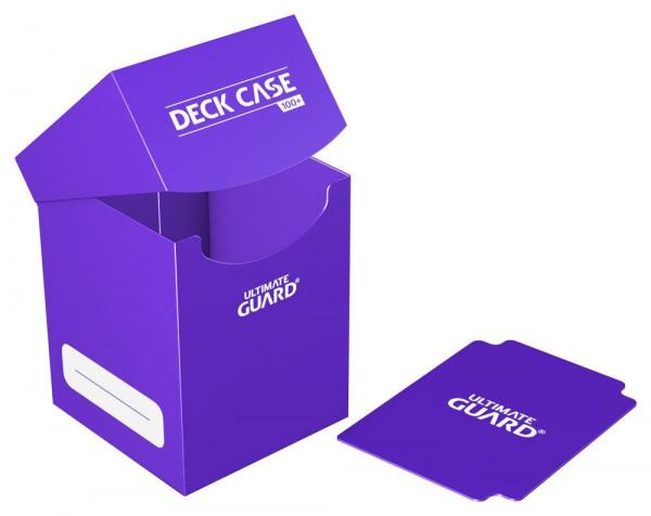 Ultimate Guard - Deck Case 100+ / Violett