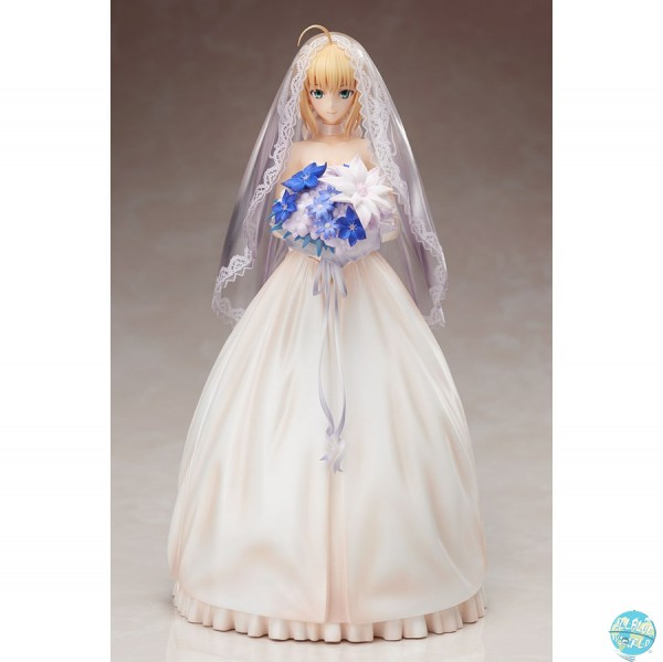 Fate/Stay Night - Saber Statue - 10th Anniversary Royal Dress: Stronger / Aniplex
