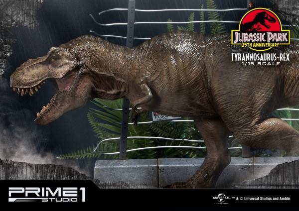 Jurassic Park - Tyrannosaurus-Rex Statue: Prime 1 Studio