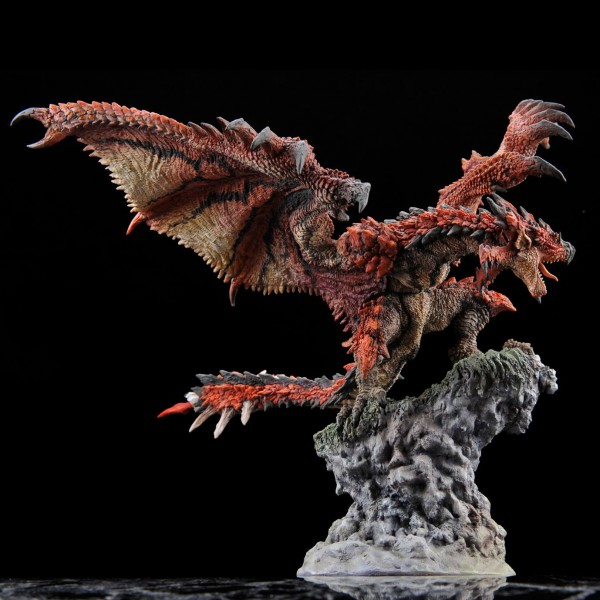 Monster Hunter - Rathalos Statue / CFB Creators Model - Resell Version [NEUAUFLAGE]: Capcom
