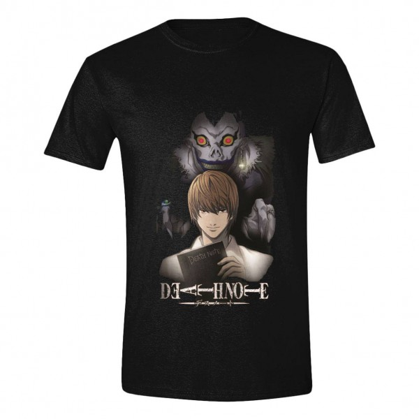 Death Note - T-Shirt / Ryuk behind the death - Unisex S: PCM