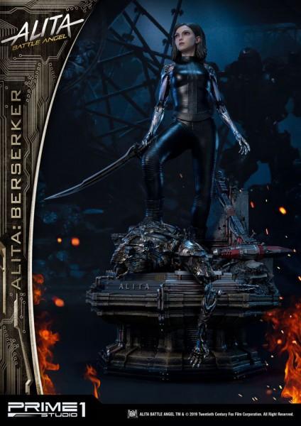 Alita: Battle Angel - Alita Berserker Statue: Prime 1 Studio