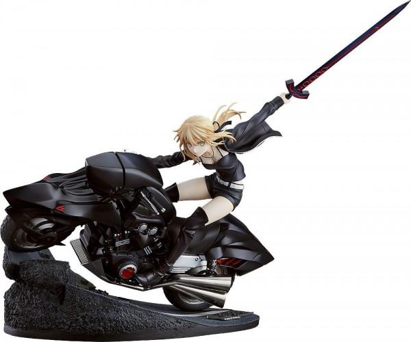 Fate/Grand Order - Saber/Altria Pendragon & Cuirassier Noir Statue: Good Smile Company