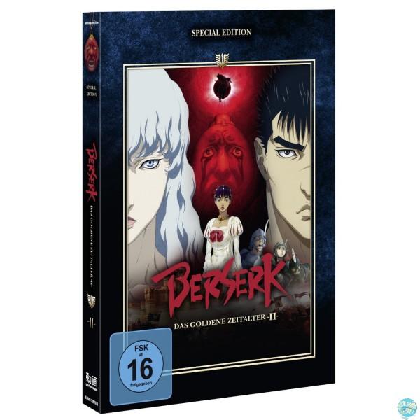 Berserk – Das goldene Zeitalter II SE DVD: Universum Film GmbH