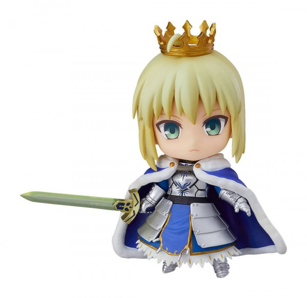 Fate/Grand Order - Saber/Altria Pendragon Nendoroid / True Name Revealed Version: Good Smile Company