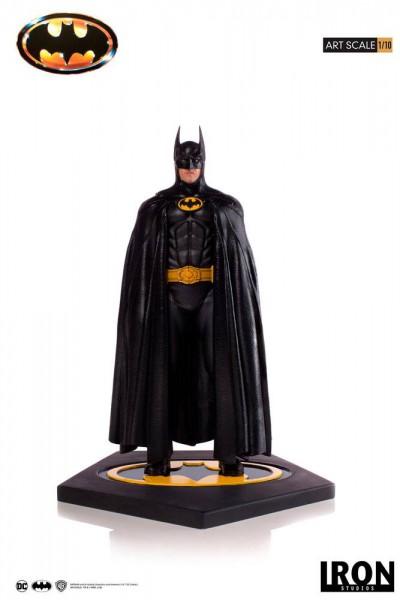DC Comics - Batman Statue / Art Scale: Iron Studio