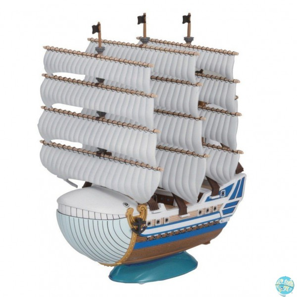 One Piece - Moby Dick Modell-Kit - Grand Ship Collection: Bandai