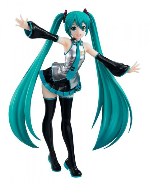 Character Vocal Series 01 - Hatsune Miku Statue / Pop Up Parade: Good Smile Company