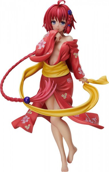 To Love-Ru Darkness - Mea Kurosaki Statue / Yukata Version: FREEing