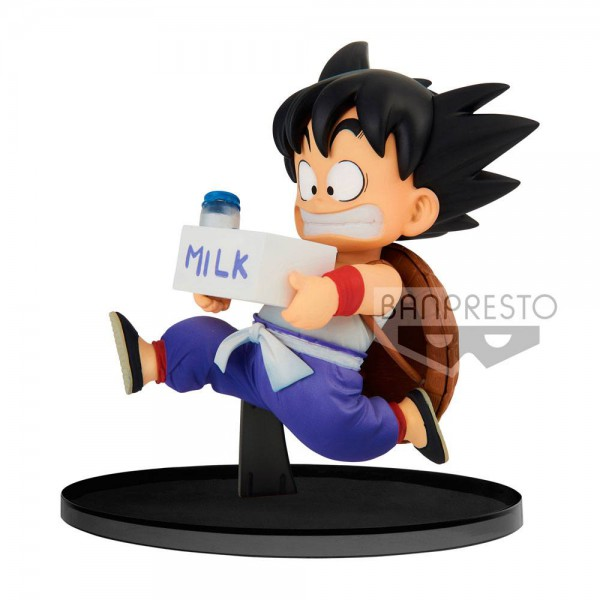 Dragon Ball Z - Son Goku Figur / BWFC - Normal Color: Banpresto
