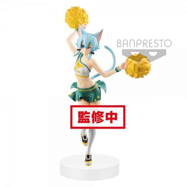 Sword Art Online - Sinon Figur / EXQ - Memory Defrag: Banpresto