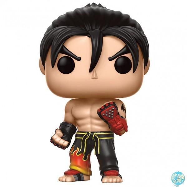 Tekken - Jin Kazama Figur - POP!: Funko
