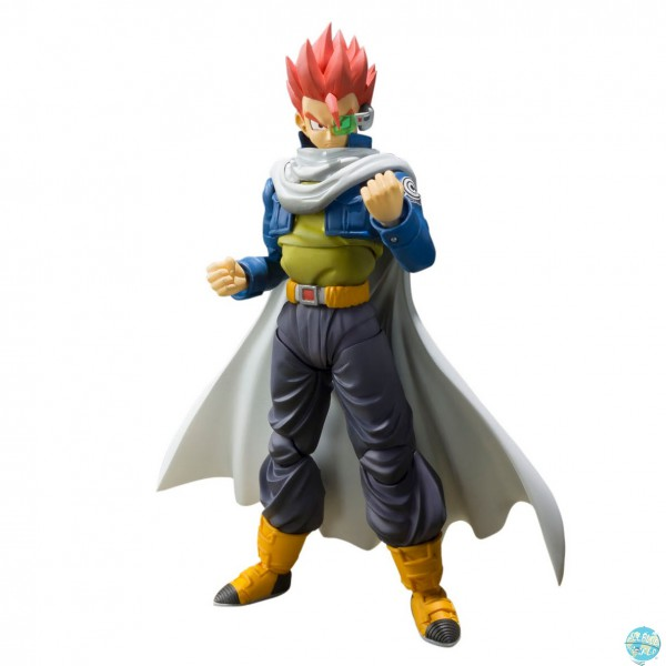 Dragonball Xenoverse - Zeitsoldat Actionfigur - S.H. Figuarts: Bandai