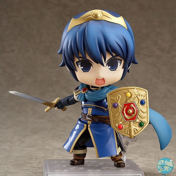 Fire Emblem New Mystery of the Emblem - Marth Nendoroid: Good Smile Company