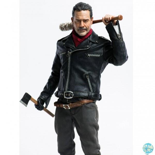 The Walking Dead - Negan Actionfigur: ThreeZero