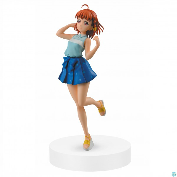 Love Live! Sunshine!! - Chika Takami Figur - Aquors Member: Banpresto