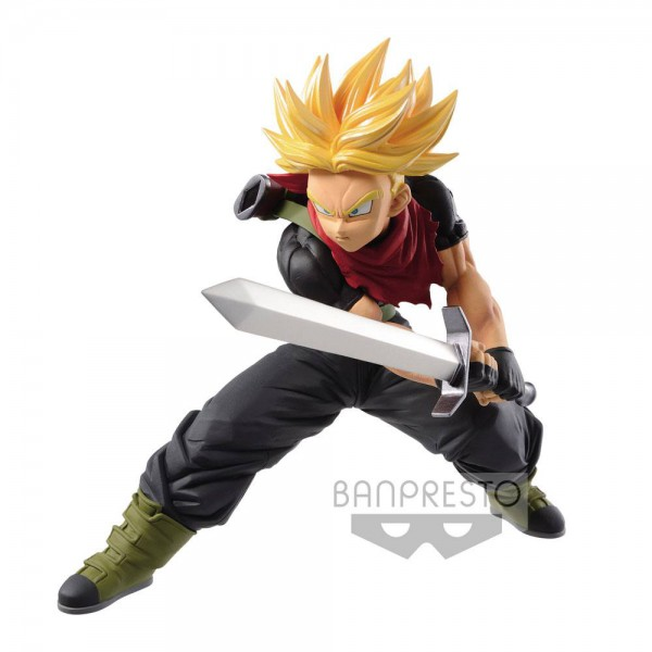 Super Dragon Ball Heroes - SSJ Trunks / Transcendence Art: Banpresto
