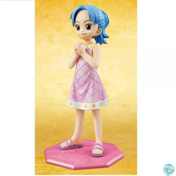 One Piece - Vivi Figur - P.O.P Excellent Model / Mild CB-R3: MegaHouse