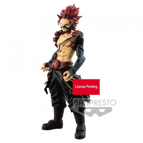 My Hero Academia - Eijiro Kirishima Figur / Age of Heroes: Banpresto