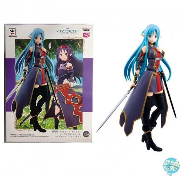 Sword Art Online Ordinal Scale - Asuna Figur - DXF / Special Color: Banpresto