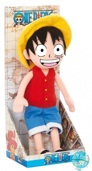 One Piece Ruffy Plüschfigur: Jemini