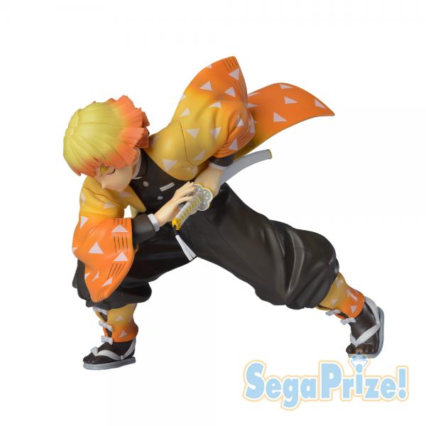 Demon Slayer Kimetsu no Yaiba - Zenitsu Agatsuma Figur / SPM Figure [NEUAUFLAGE: Sega