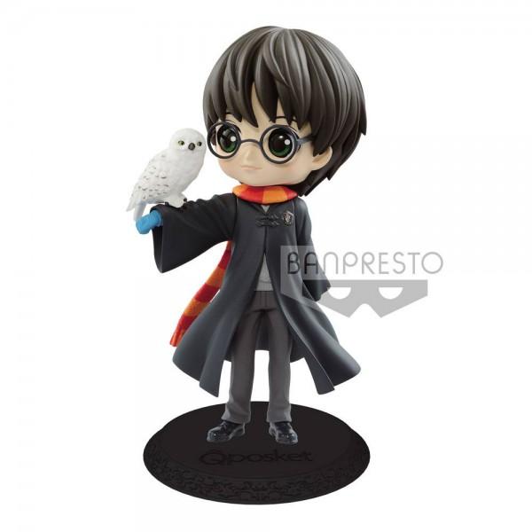 Harry Potter - Harry Potter Figur / Q Posket - II B Light Color Version Banpresto
