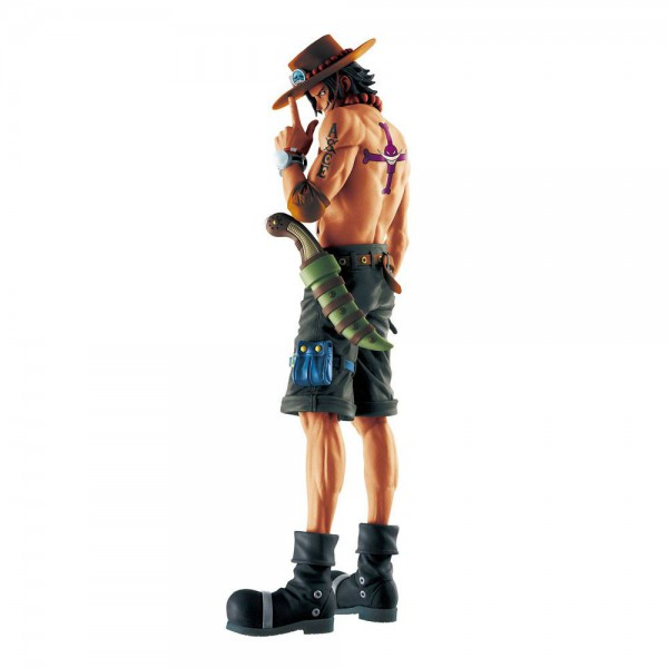 One Piece - Portgas D. Ace Figur / Memory: Banpresto