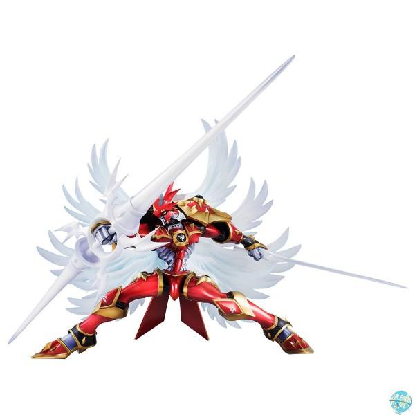 Digimon Tamers - Dukemon: Crimson Mode Statue - G.E.M. Serie: MegaHouse
