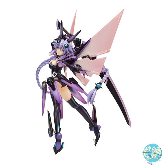 Hyperdimension Neptunia - Purple Heart Statue: Alter