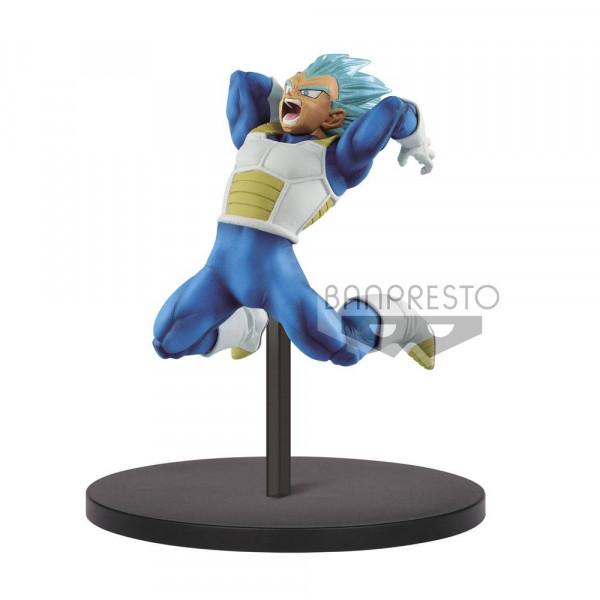 Dragon Ball - SSGSS Vegeta Figur / Chosenshiretsuden: Banpresto