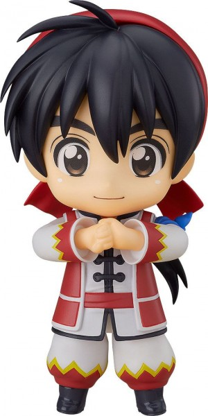 True Cooking Master Boy - Liu Maoxing Nendoroid: Good Smile Company