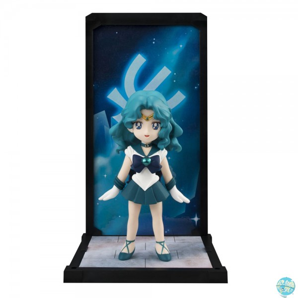 Sailor Moon - Sailor Neptun Figur - Tamashii Buddies: Bandai